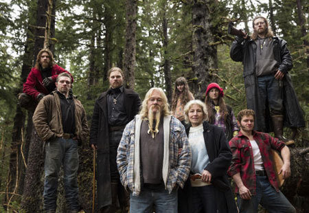 Фильм Аляска: Сім'я з лісу | Домашний Киевстар